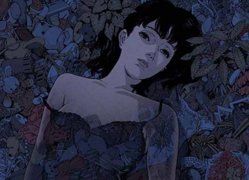 Escena de Perfect Blue de Satoshi Kon