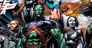 Justice League of America, nueva serie de Geoff Johns y David Finch