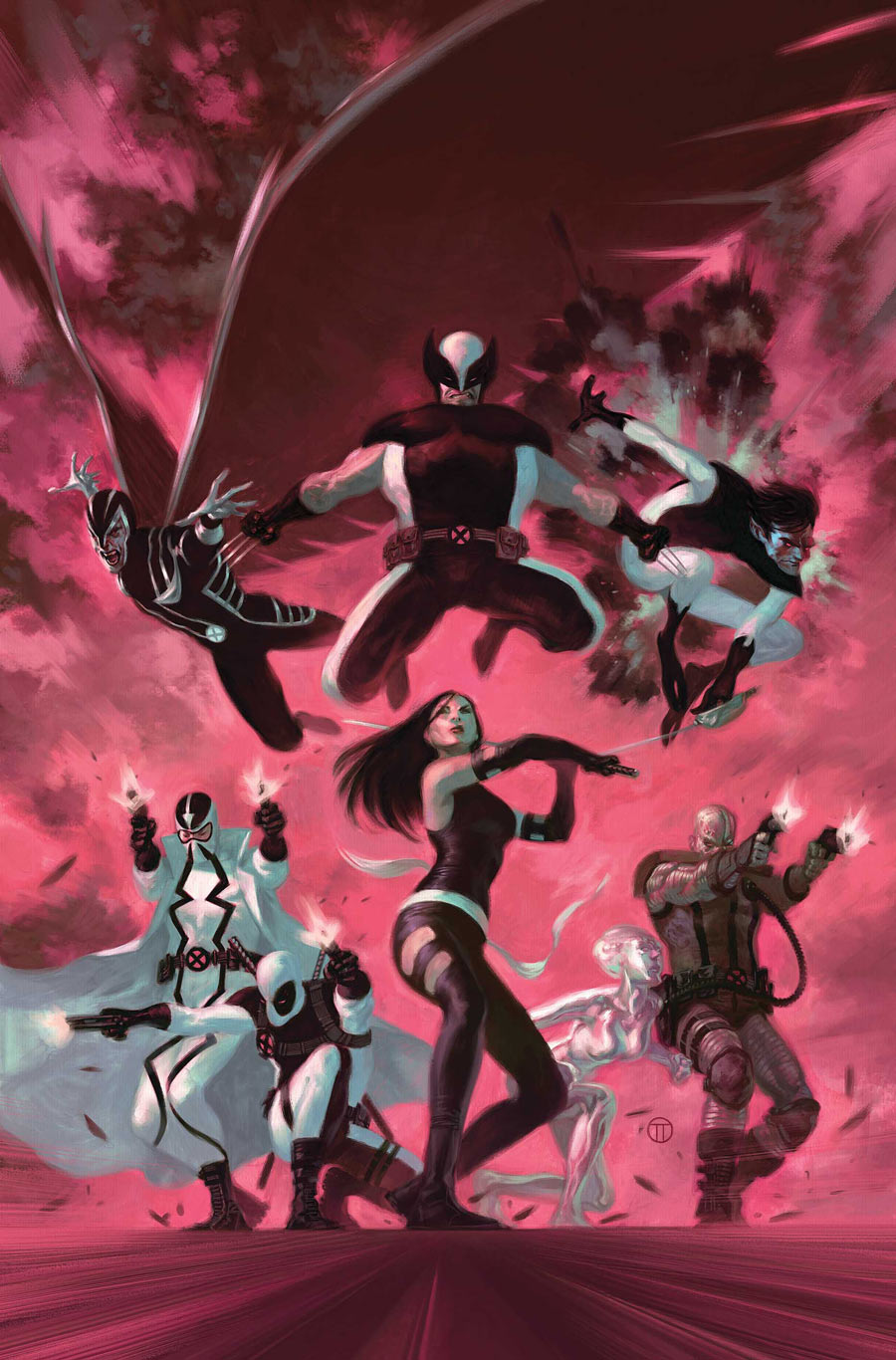 Marvel Now La Imposible Evolución De X Force Zona Negativa