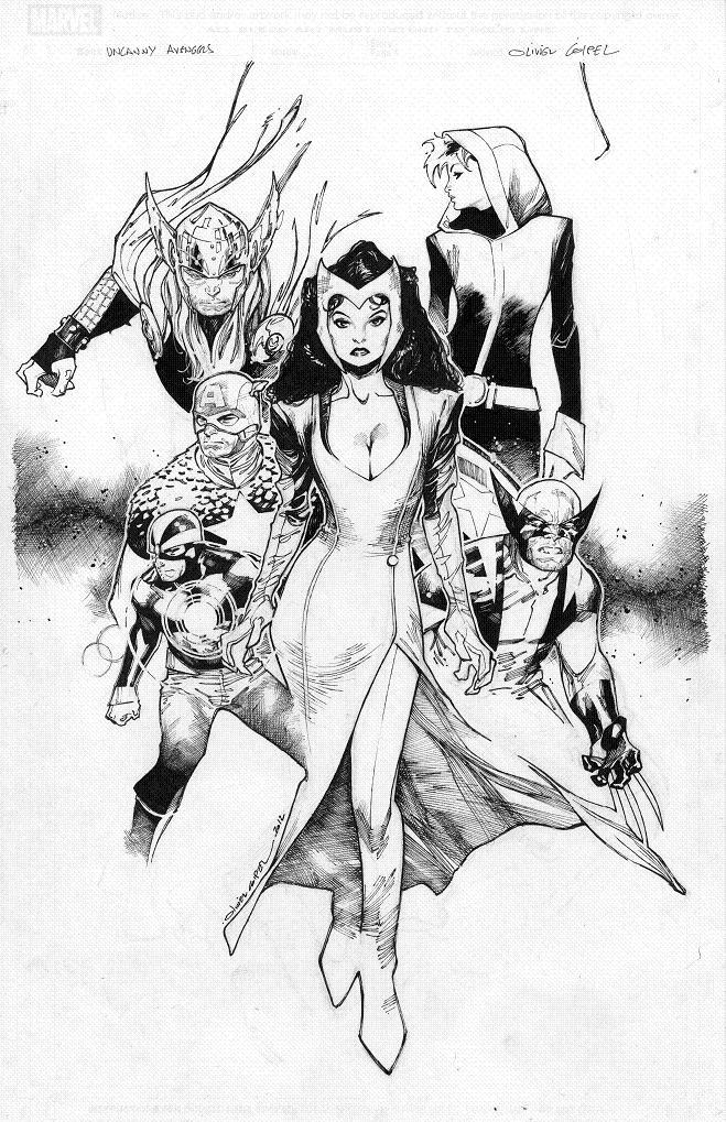 Lujo Dibujos Para Colorear Avengers Black Widow Cresta - Ideas Para ...