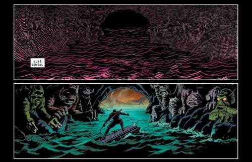 Detalle del radar de Daredevil