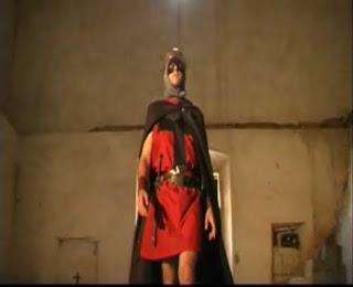 El Caballero después de su conversión. Fuente: Voto a Bríos