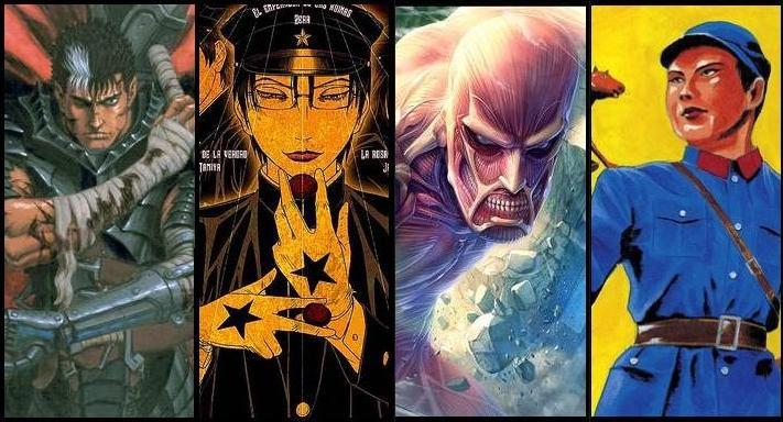 Manga: Lo Mejor de 2012