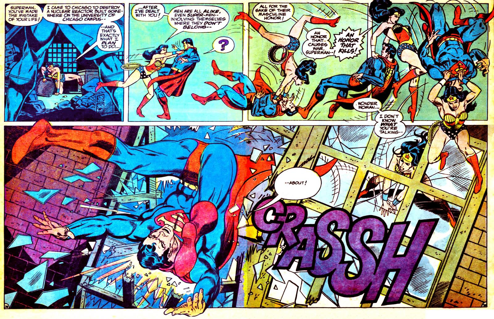 Superman vs. Wonder Woman | Zona Negativa