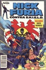 Portada del primer número de la edición española de 1989 (Comics Forum)