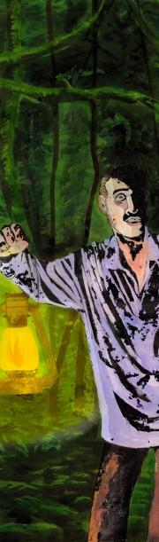 Ilustración de Juanan Rodríguez Armas