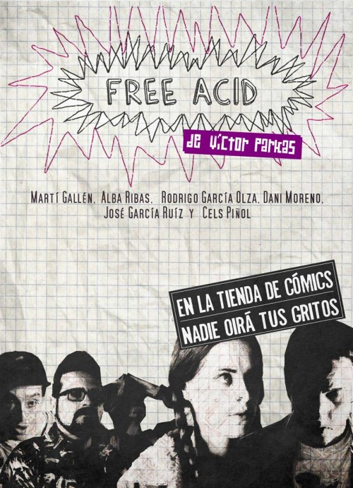 Cartel de Free Acid