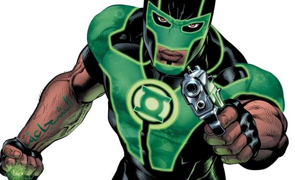 El nuevo Green Lantern será una pieza fundamental del grupo (ilustración de Doug Manhke)