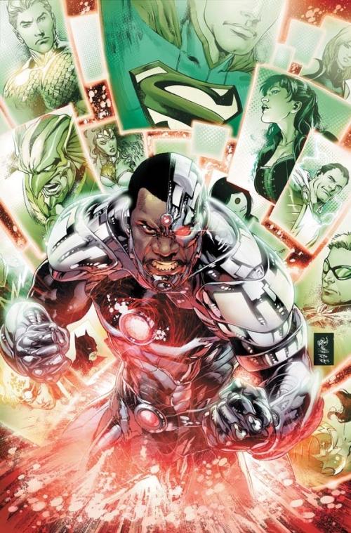 Portadas de Justice League #18 y 19, por Ivan Reis. En la segunda, de momento sólo vemos la mitad.