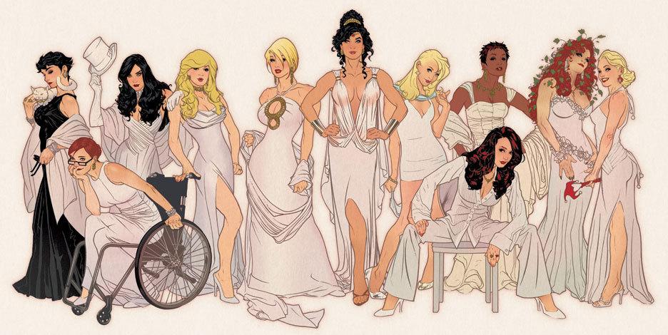 La Moda de los Superhéroes: Janet Van Dyne's Award