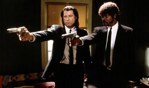 Mítica escena de Pulp Fiction con John Travolta y Samuel L. Jackson