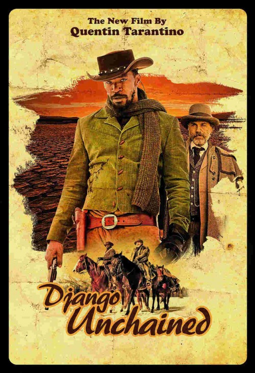Poster de Django Desencadenado