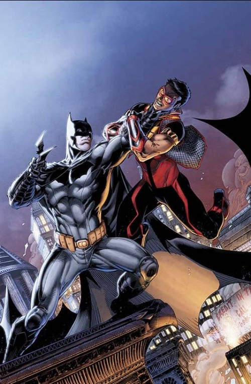 Vibe Batman Portada 4