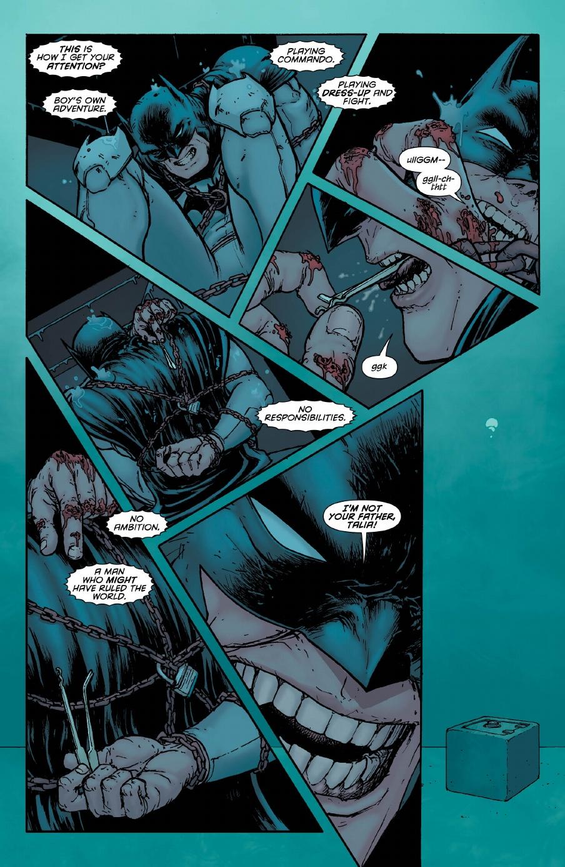 Batman Inc 8 - previa4