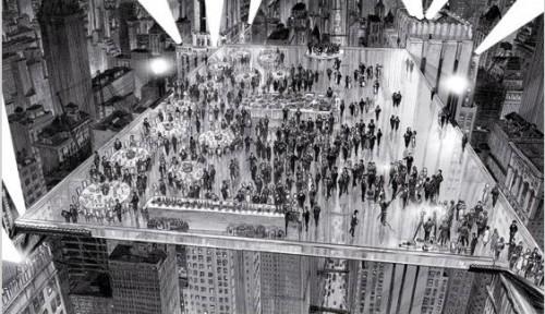 Escena Batman Arquitectura Mortal