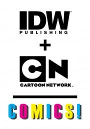 Acuerdo entre IDW y Cartoon Network