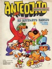 Portada de la revista Anteojito del año 1978