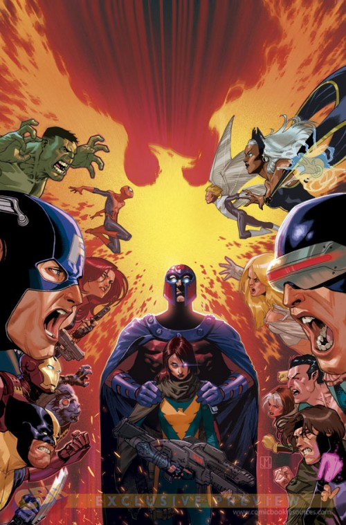 Axel Alonso anuncia que Marvel Now! tendrá fase dos 01