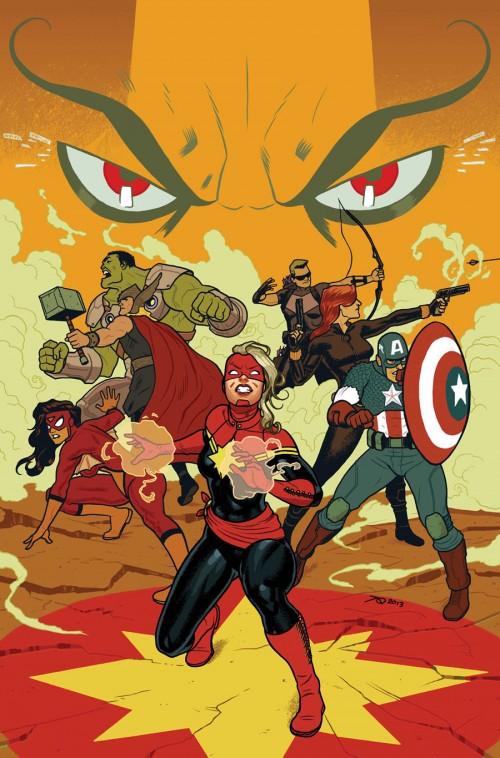 Axel Alonso anuncia que Marvel Now! tendrá fase dos 03