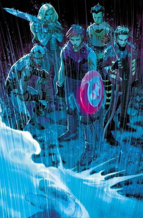 Axel Alonso anuncia que Marvel Now! tendrá fase dos 15
