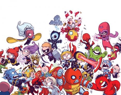 Axel Alonso anuncia que Marvel Now! tendrá fase dos 17