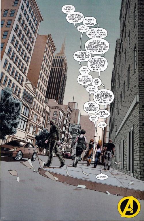 Axel Alonso anuncia que Marvel Now! tendrá fase dos 18