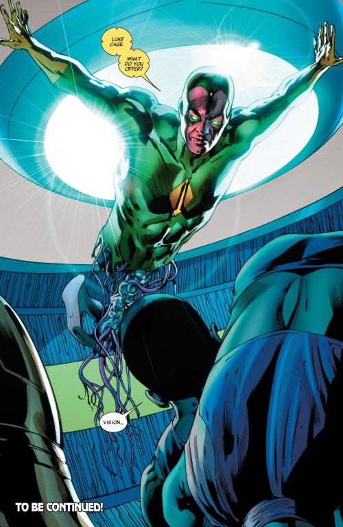 Explorando Marvel NOW! Age of Ultron, Mes 1 04