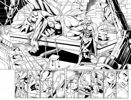 Explorando Marvel NOW! Age of Ultron, Mes 1 06