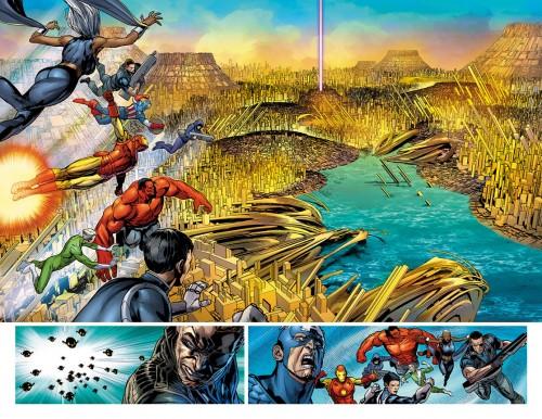 Explorando Marvel NOW! Age of Ultron, Mes 1 07