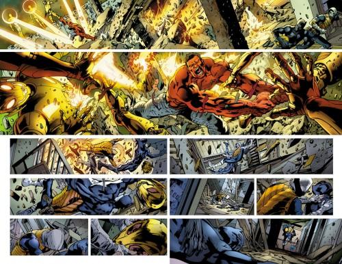 Explorando Marvel NOW! Age of Ultron, Mes 1 16