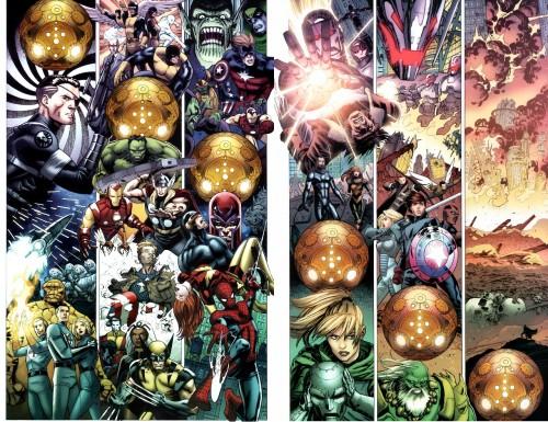 Explorando Marvel NOW! Age of Ultron, Mes 1 24