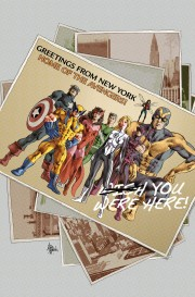 Explorando Marvel NOW! Age of Ultron, Mes 1 42