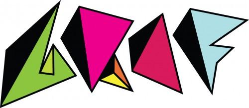 Logo de GRAF, diseñado por Gabriel Corbera.