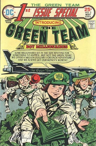 Green Team 1-años 70