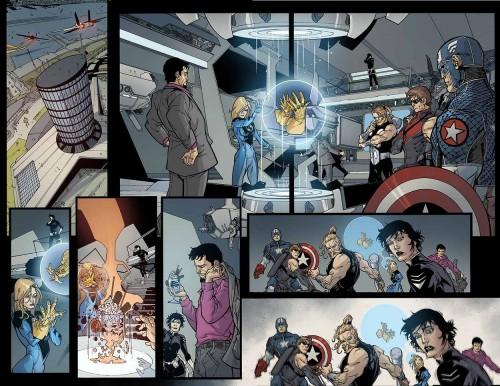 Joshua Hale Fialkov se convierte en el nuevo guionista del Universo Ultimate 08