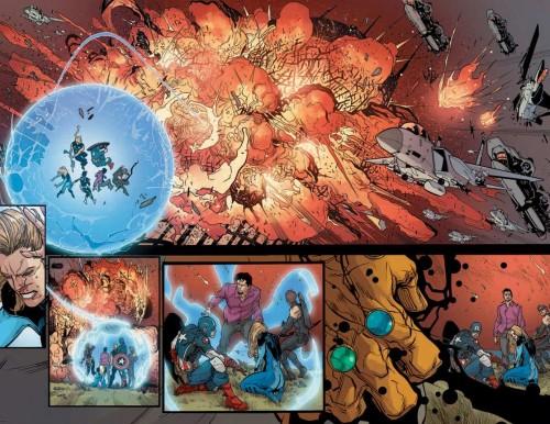 Joshua Hale Fialkov se convierte en el nuevo guionista del Universo Ultimate 09