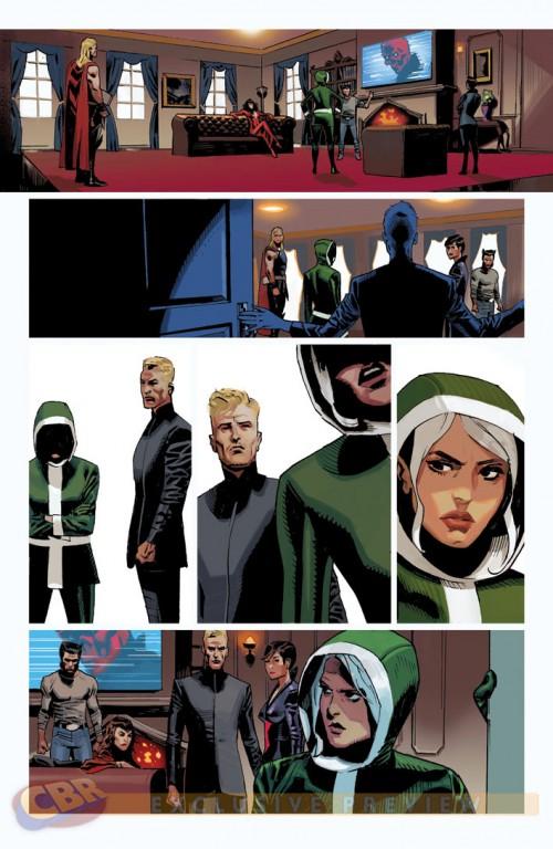 La Moda de los Superhéroes Daniel Acuña retoca los uniformes de los Imposibles Vengadores 02