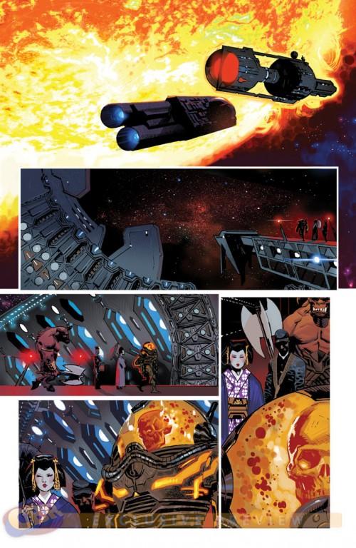 La Moda de los Superhéroes Daniel Acuña retoca los uniformes de los Imposibles Vengadores 04