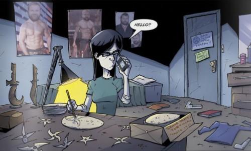 Qué está pasando en el cómic americano Season 21 DG 06