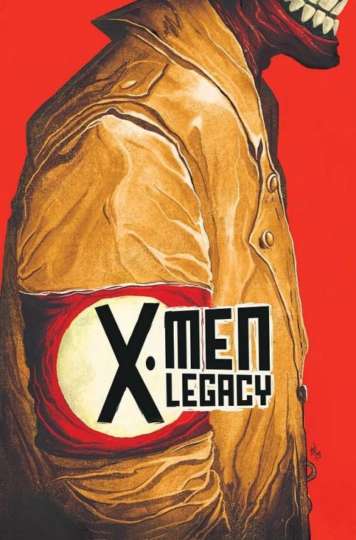 X-Men Legacy Portada Mike Del Mundo Marvel Comics 12