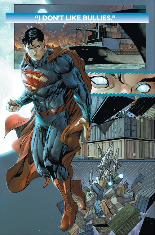 action comics 19 pagina 2 tony daniel