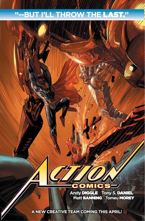 action comics 19 pagina 5  tony daniel