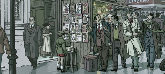 comic español contemporáneo