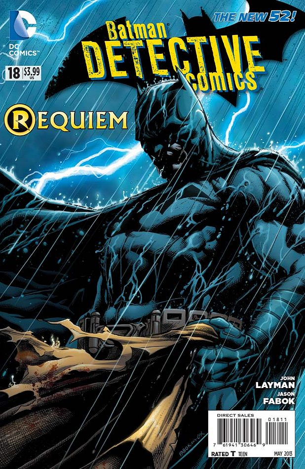 Book Cover Portadas Hd ~ Batman se enfrenta al pingüino emperador en detective