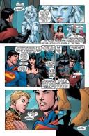 Justice League Jesus Saiz