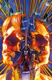 Portada de Star Wars #1 de Alex Ross