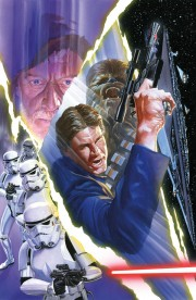 Portada de Star Wars #3 de Alex Ross
