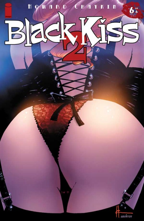 portada-black-kiss-2-numero-6-howard-chaykin-alta