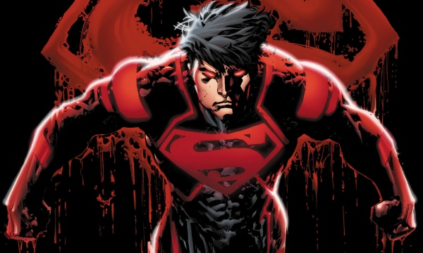 superboy 20 - ken lashley