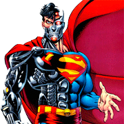 superman-cyborg